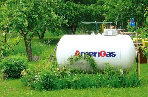 Gaz z sieci lub ze zbiornika